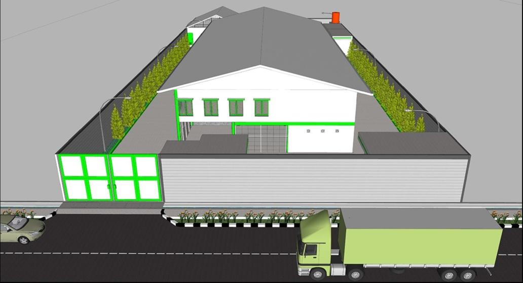 Bengkel Pemeliharaan Tabung LPG
